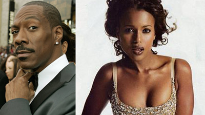 Eddie Murphy y Kerry Washington en 'A Thousand Words'