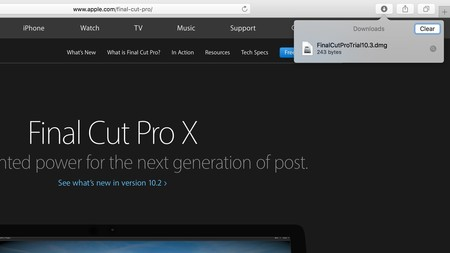 Final Cut Pro X Trial Download 10 3