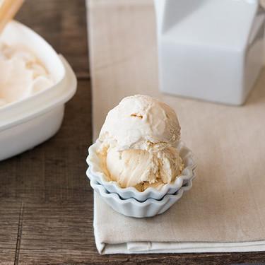 Helado de mantequilla, la receta que (aunque suene extraña) no os podéis perder
