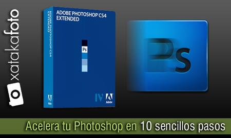 Acelera Photoshop en 10 sencillos pasos