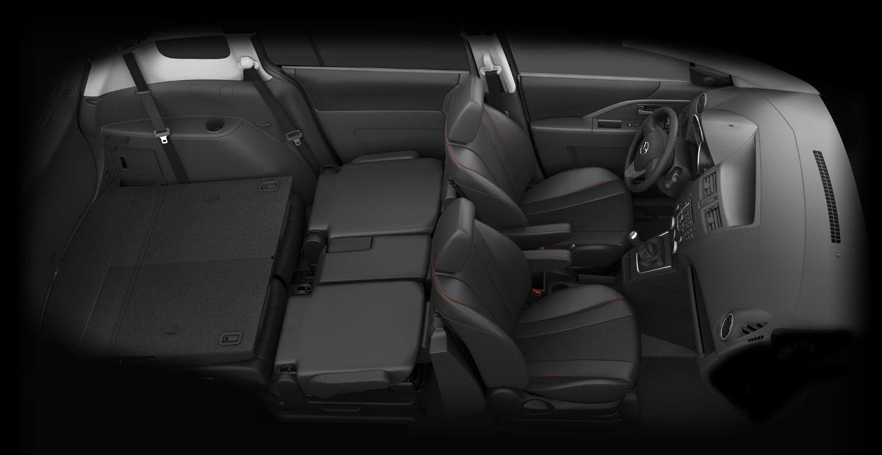 Foto de Mazda5 2010 (96/121)