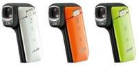 Sanyo Xacti DMX-CG11 es compatible con Eye-Fi