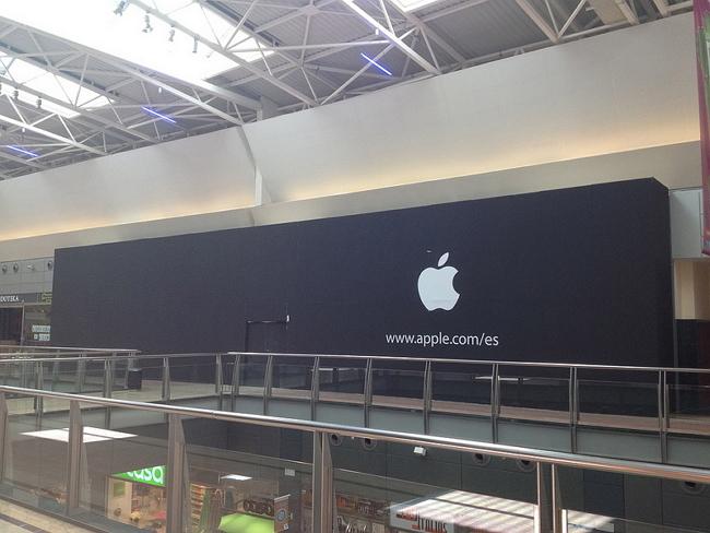 Apple Store Nueva Condomina Murcia