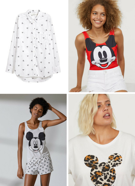 mickey mouse lowcost moda