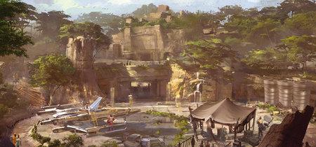 Star Wars Park será un nuevo planeta no visto en las películas: Disney desvela detalles y un nuevo vídeo del parque