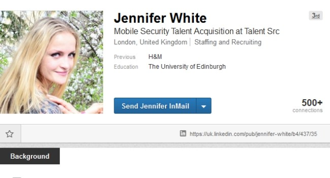 Talent Src Jennifer White