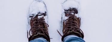Ofertas de botas en Amazon de marcas como The North Face, Columbia o Dr Martens en tallas sueltas