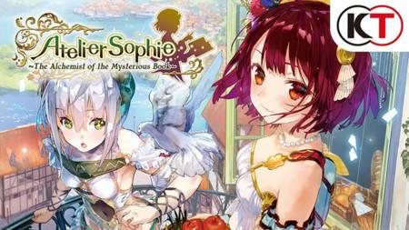 Atelier Sophie llegará a Norteamérica en junio y también tendrá una edición de colección