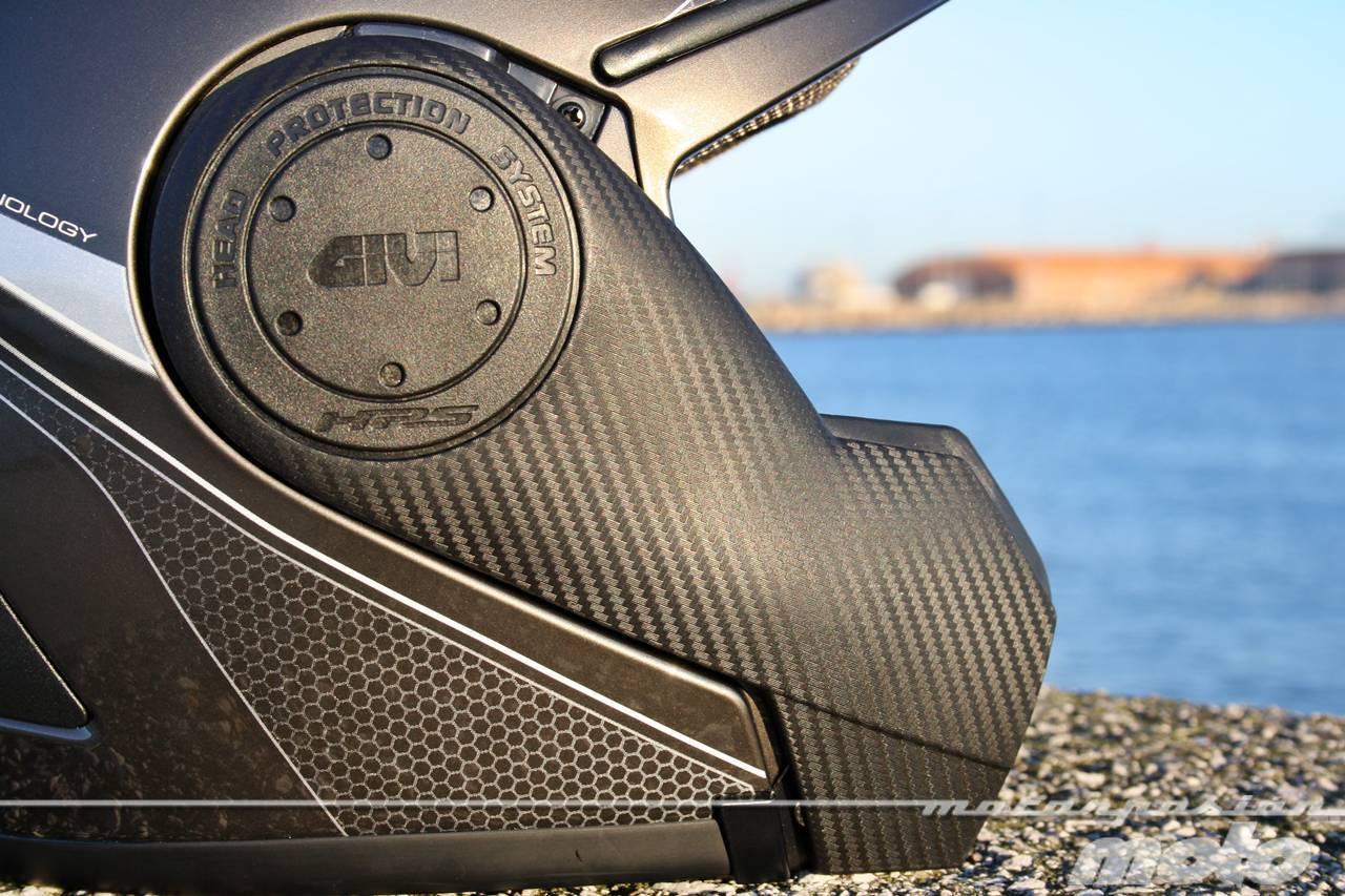 Foto de GIVI X.09, prueba del casco modular convertible a jet (31/38)