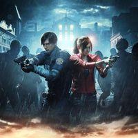 El ganso de Untitled Goose Game aterroriza también a los protagonistas de Resident Evil 2 con este mod