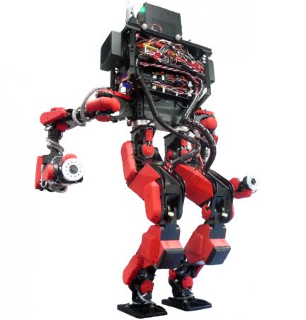 Los nuevos robots de Google demuestran su valor en la competición DARPA