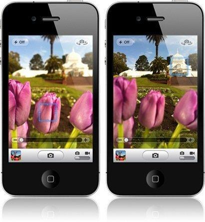 Sonríe ... al iPhone 4: imagen de la semana