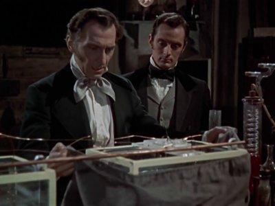 Especial Frankenstein (II): 'The Revenge of Frankenstein' de Terence Fisher