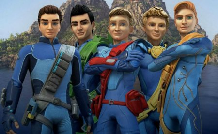 'Thunderbirds are go' se renueva homenajeando a la serie original