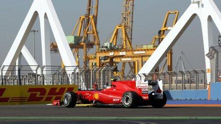 GP de Europa 2010: Fernando Alonso y Ferrari en cabeza