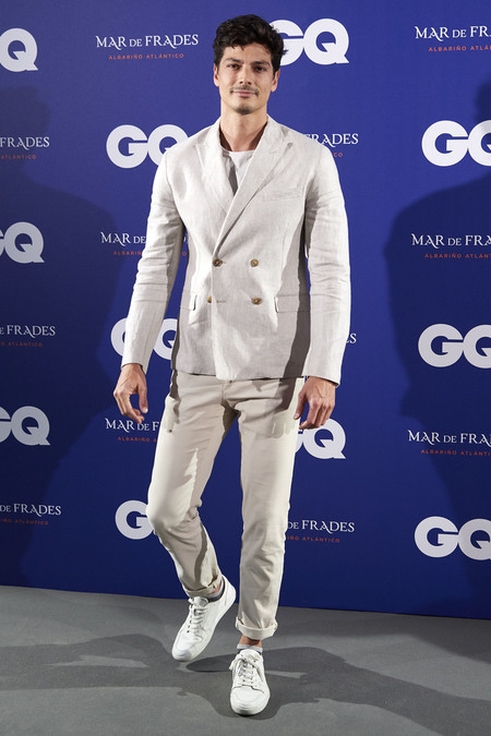Javier De Miguel Gq Incontestables Awards 2019 In Madrid