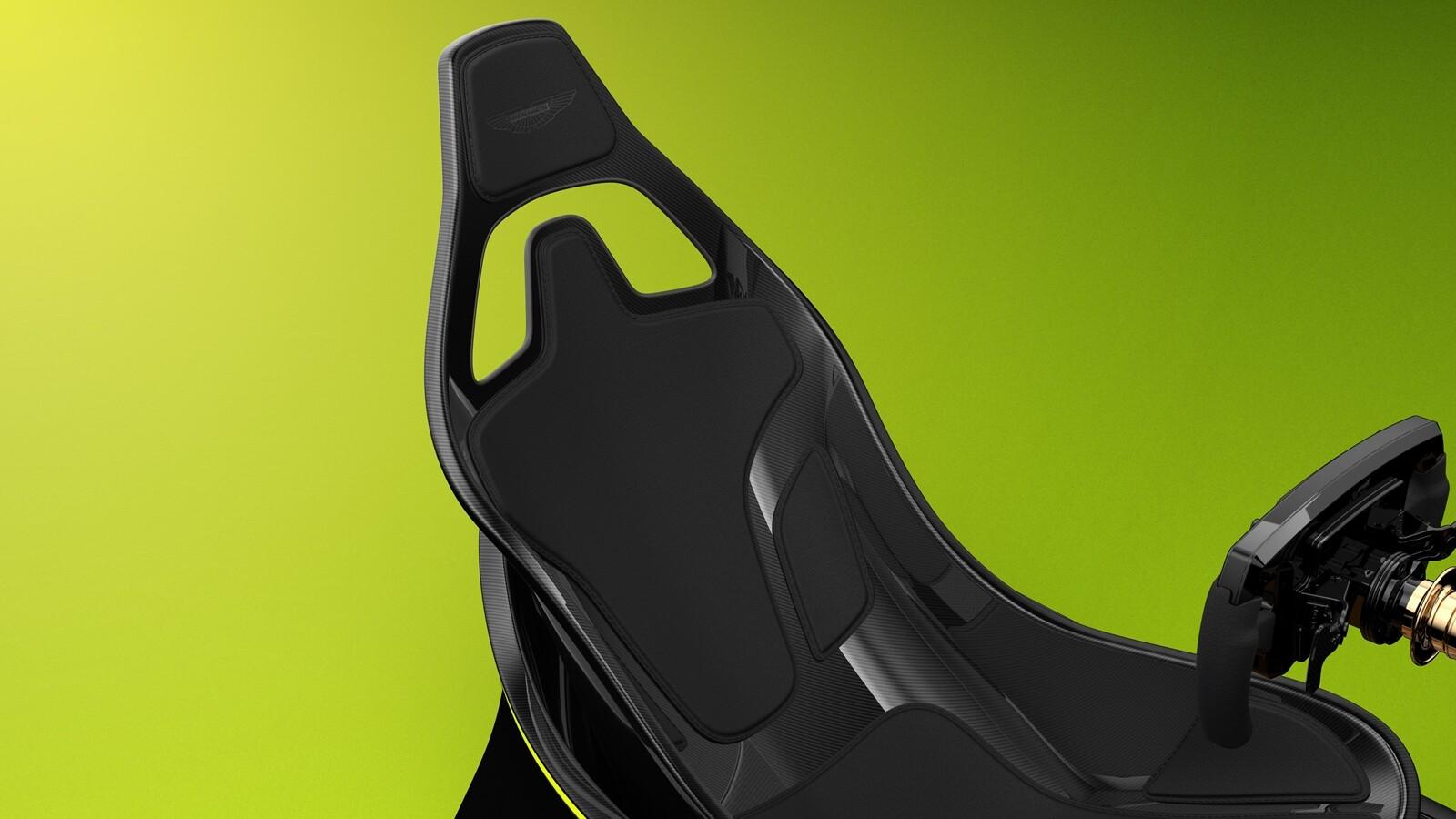 Foto de Simulador Aston Martin AMR-C01 (17/19)