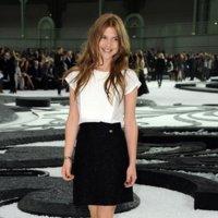 Consigue el look de Clémence Poésy en blanco y negro