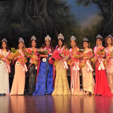 Miss Asian Global, el concurso de belleza que premia la inteligencia (además del atractivo)