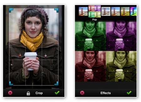 Photoshop lanza su aplicación oficial para el iPhone