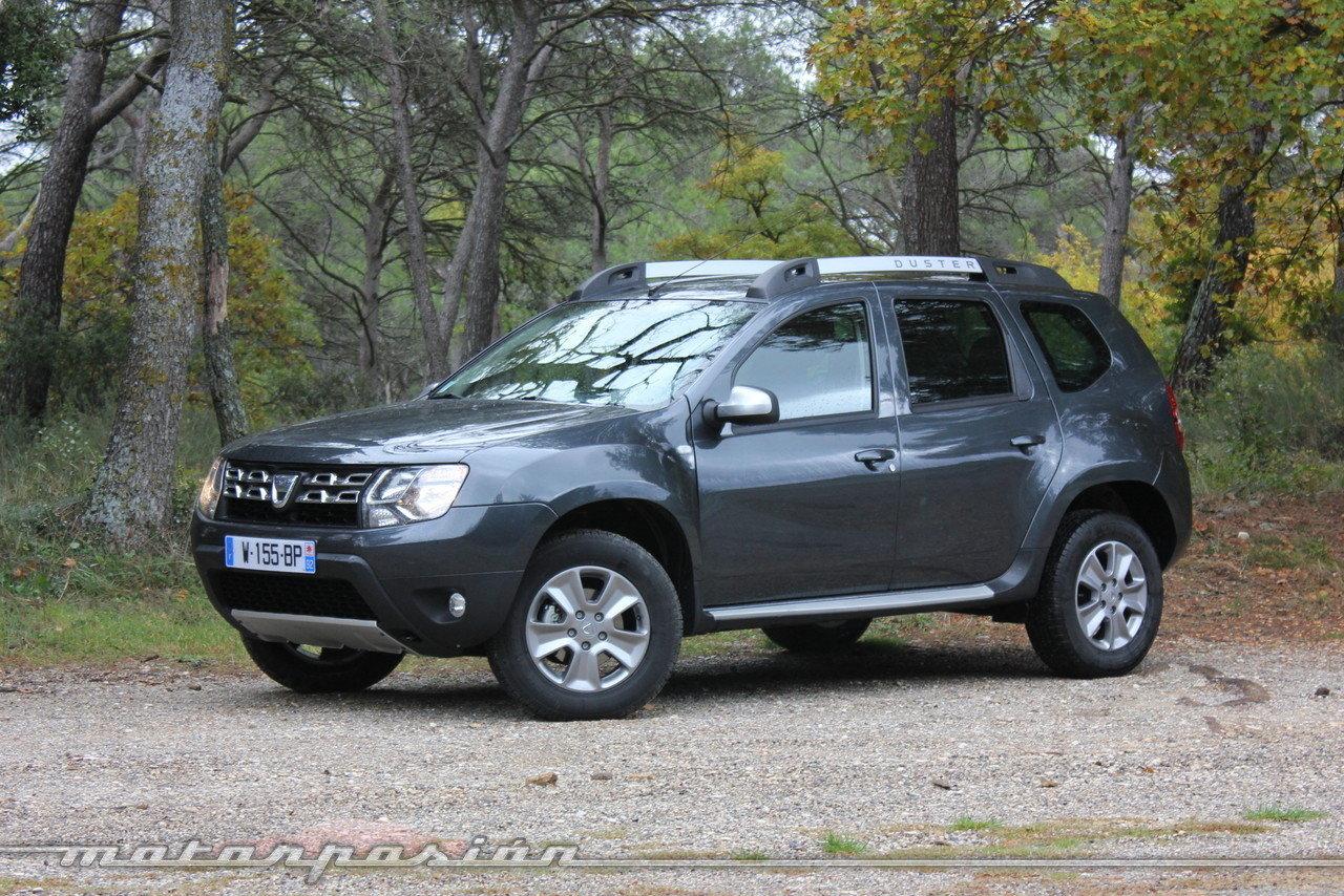 Foto de Dacia Duster 2014 - presentación (6/59)