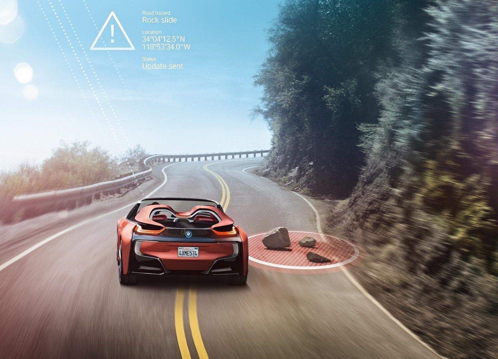 Foto de BMW i Vision Future Interaction Concept (5/19)