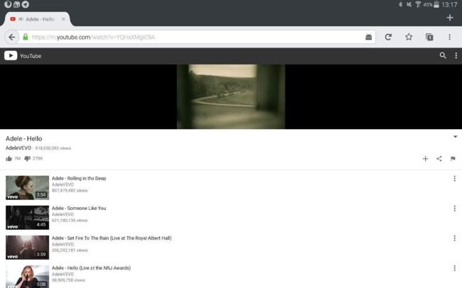 Youtube In Firefox