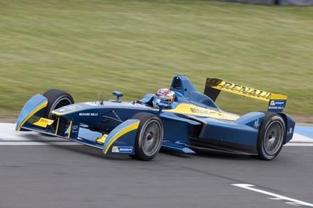 Comienza la pretemporada de la Fórmula E: Sebastien Buemi, el más rápido del primer día