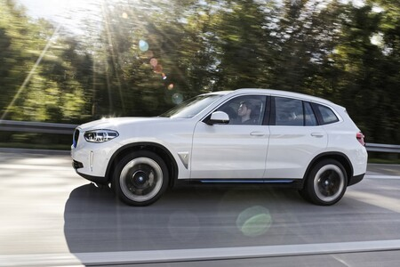 BMW iX3 Prueba 66