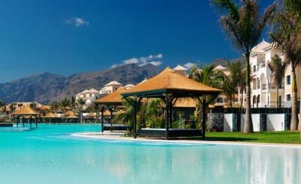 Gran Meliá Palacio de Isora, nuevo hotel de lujo en Canarias