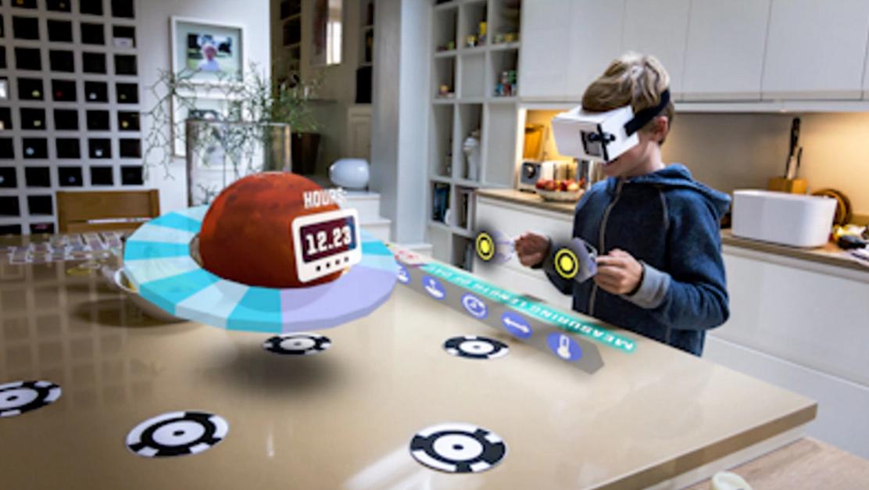 """ZapBox es la versión económica de las HoloLens: """"realidad mixta"""" al alcance de cualquiera"""