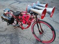 El claxon más extremo que puedes instalar en tu moto