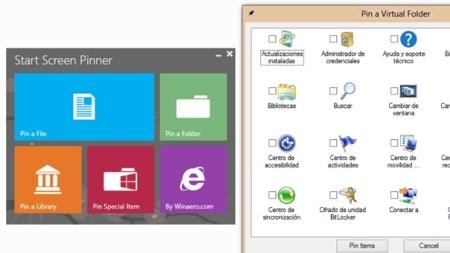 Añade mosaicos de archivos de cualquier tipo en Windows 8 con Start Screen Pinner