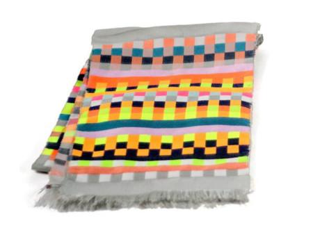 Estas navidades, el regalo más original es una bufanda: ¡diseñada con tu propio ADN!