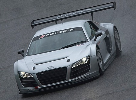 Seis Audi R8 GT3 LMS en competiciones internacionales