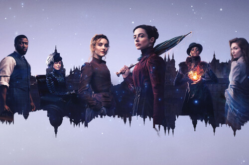 'The Nevers' es puro Joss Whedon: una notable serie de superheroínas victorianas para HBO más centrada en los personajes que en la historia