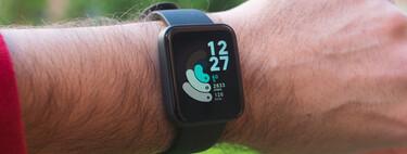 Xiaomi Mi Watch Lite, análisis: si la Mi Band 5 se convirtiese en smartwatch sería exactamente así