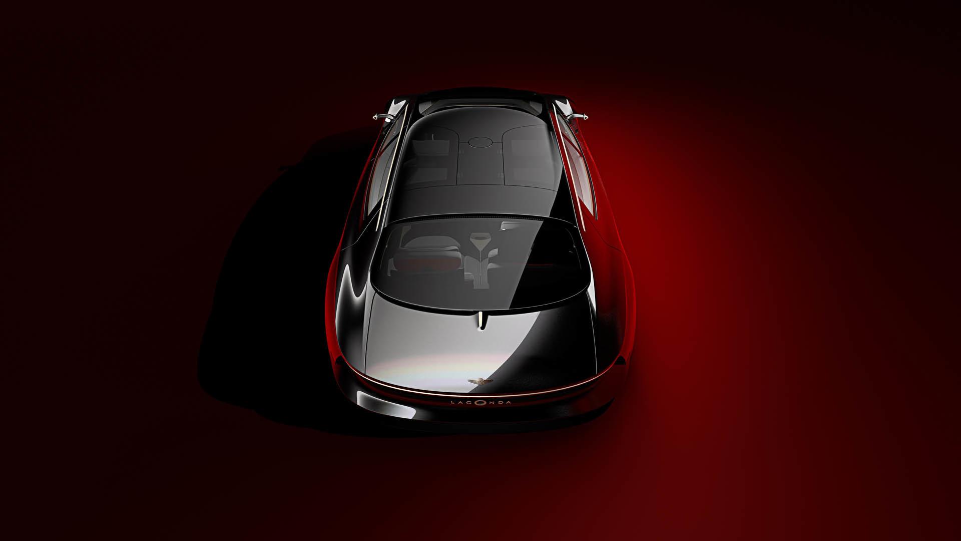 Foto de Aston Martin Lagonda Vision Concept (11/22)