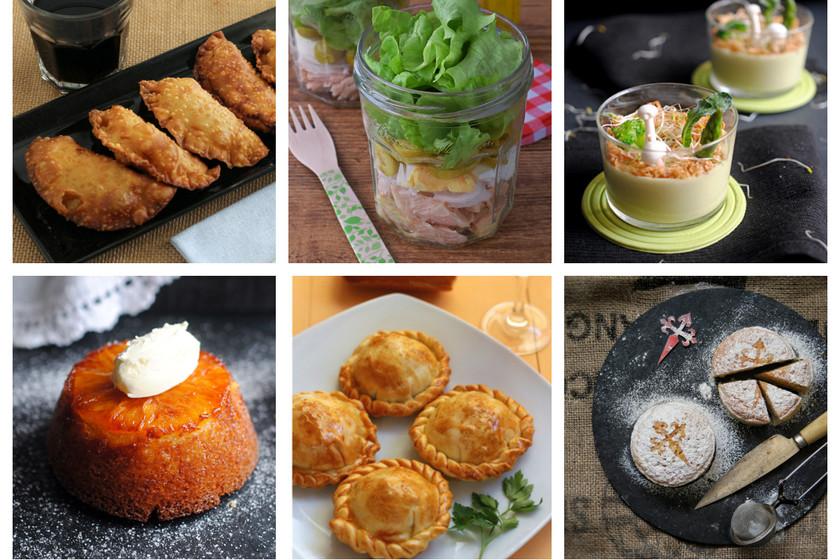 12 recetas fáciles (y en raciones individuales) para organizar el aperitivo de la primera reunión con amigos y familia en meses