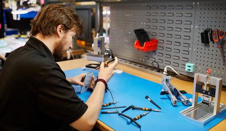 Cambio de protocolo: Apple enviará piezas originales a reparadores independientes