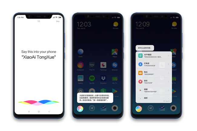 Xiaomi Mi 8 Xi Ai
