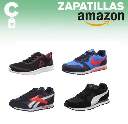 11 chollos en tallas sueltas de zapatillas New Balance, Adidas, Nike o Reebok  por menos de 30 euros en Amazon