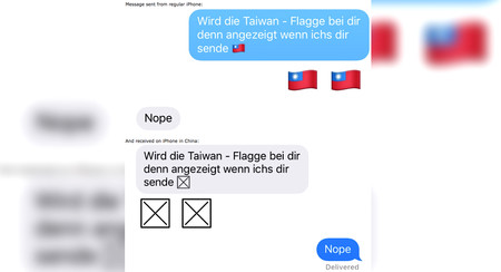 Por Qué Apple Censura La Bandera De Taiwán En Los Iphone