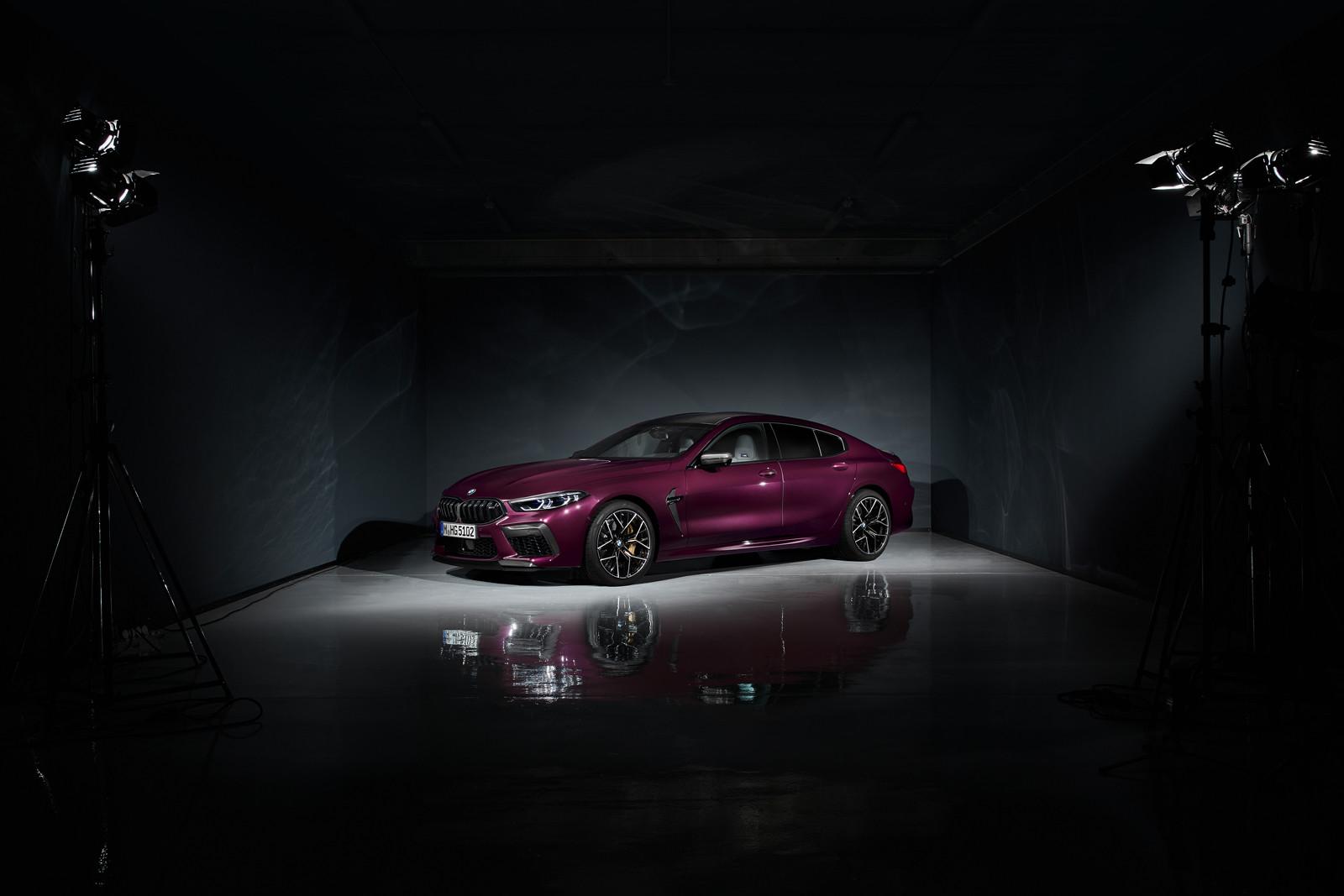 Foto de BMW M8 Gran Coupé 2020 (70/89)