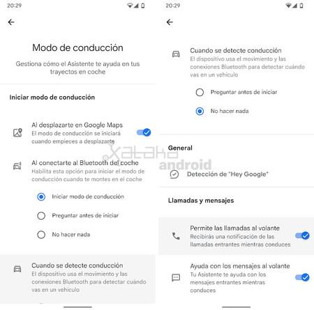 Bluetooth Modo Conducción
