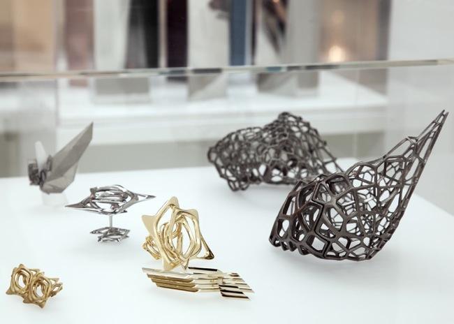 Foto de Galería de Zaha Hadid abierta al público en el centro de Londres (5/7)