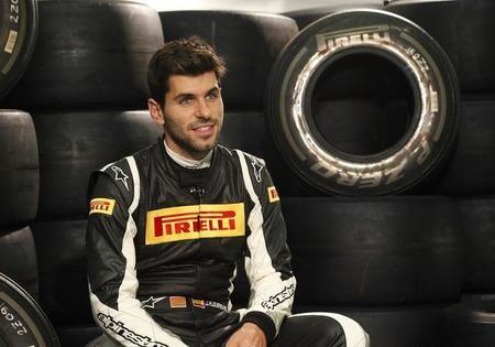 Jaime Alguersuari asume que no volverá a la Fórmula 1, al menos en un futuro cercano