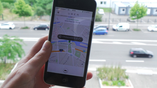 Uber France