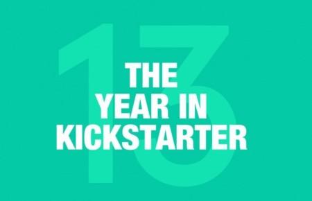 Kickstarter en 2013: cae el ritmo de crecimiento, el dinero por 'backer' sigue en aumento
