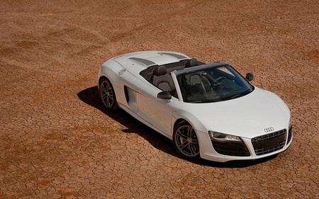 Audi lanza el R8 GT Spyder en edición limitada